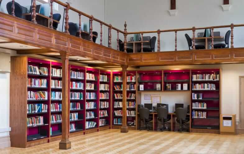 Pinnacle Furniture installation in Marlborough College