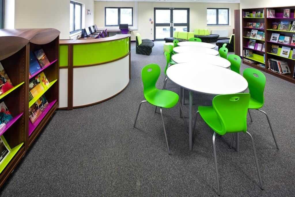 Pinnacle Educational Furniture for Christ the King College - New Build Sixth Form Block