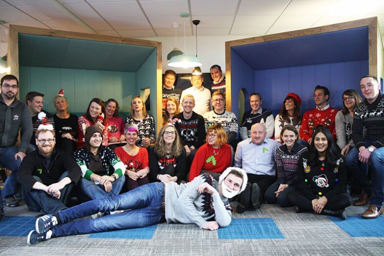 Christmas Jumper Day 2019 Uk.Christmas Jazzy Jumper Day Pinnacle Furniture