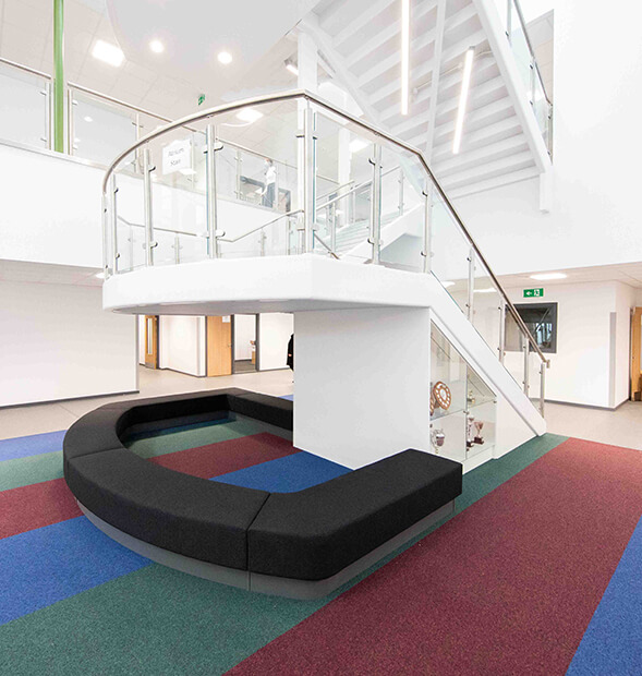 Broxbourne Staircase